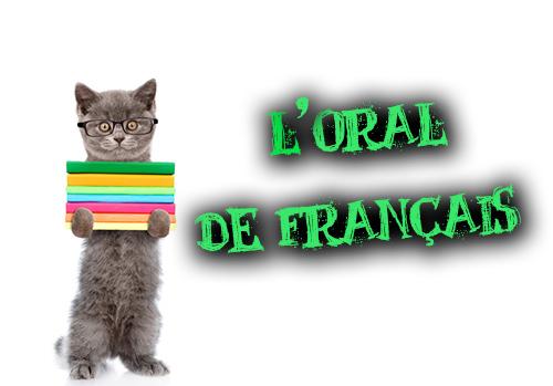 oral bac francais