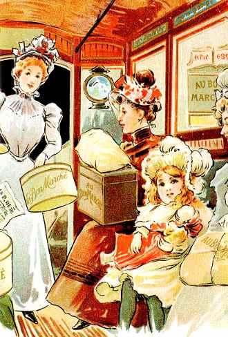 au bonheur des dames résumé détaillé