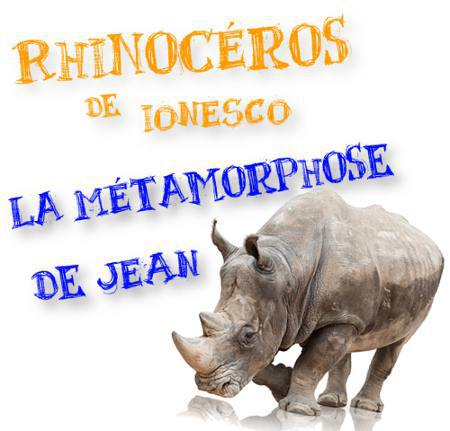 dissertation ionesco rhinoceros