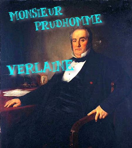 Monsieur Prudhomme Verlaine Analyse Commentaire Compos 233