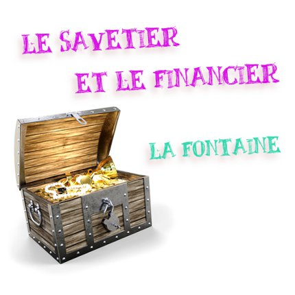le savetier et le financier analyse