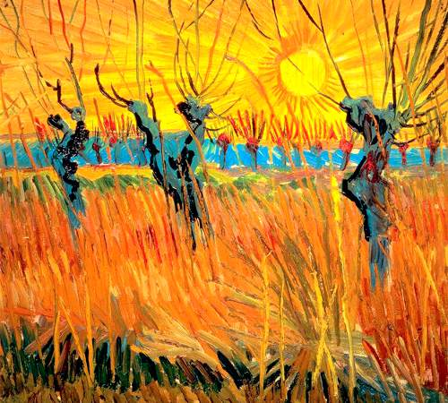 An introduction to the analysis of expressionism and vincent van gogh