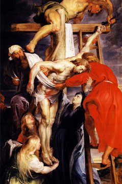 Descente de croix, Rubens (1614-1615)