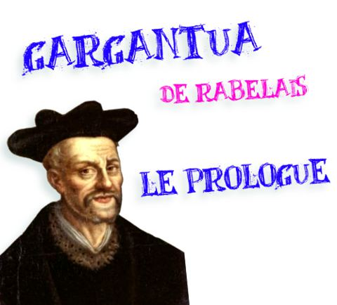 gargantua prologue rabelais