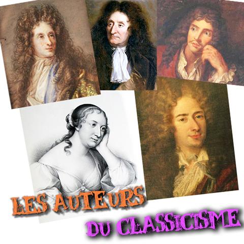 auteur classicisme