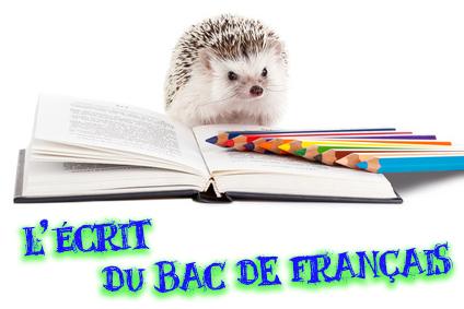 bac de français écrit