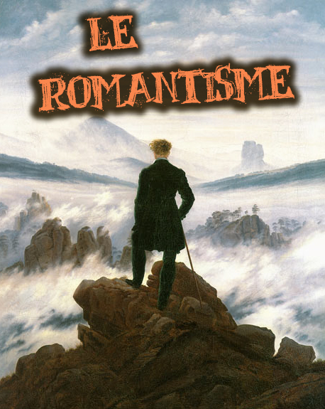 le romantism tableau de friedrich