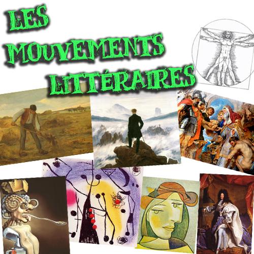 mouvement littéraire