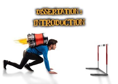 comment faire une introduction de dissertation