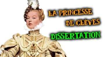 dissertation sur la princesse de clèves