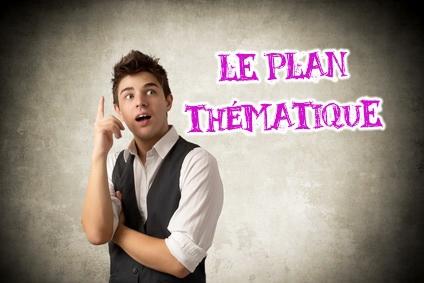 plan thématique dissertation