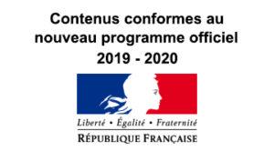 programme français première