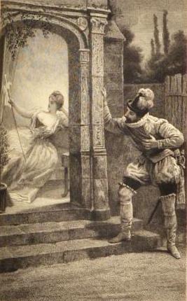 princesse de clèves partie 4 scène des rubans
