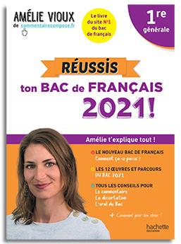 livre amélie vioux sur le bac de français