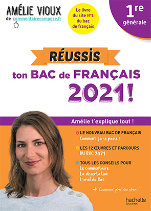 livre amélie vioux bac de français