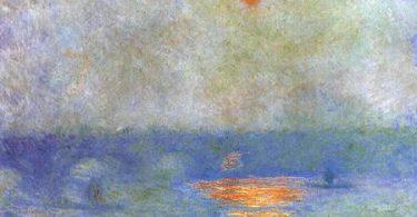 Le crépuscule du matin Baudelaire